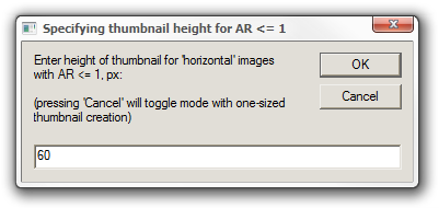 Specifying thumbnail height for AR <= 1